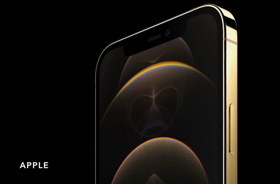 iPhone-12-Gold