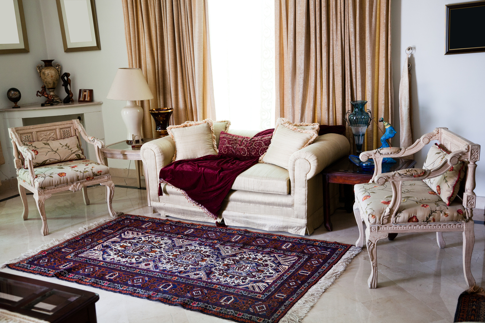 Rug store