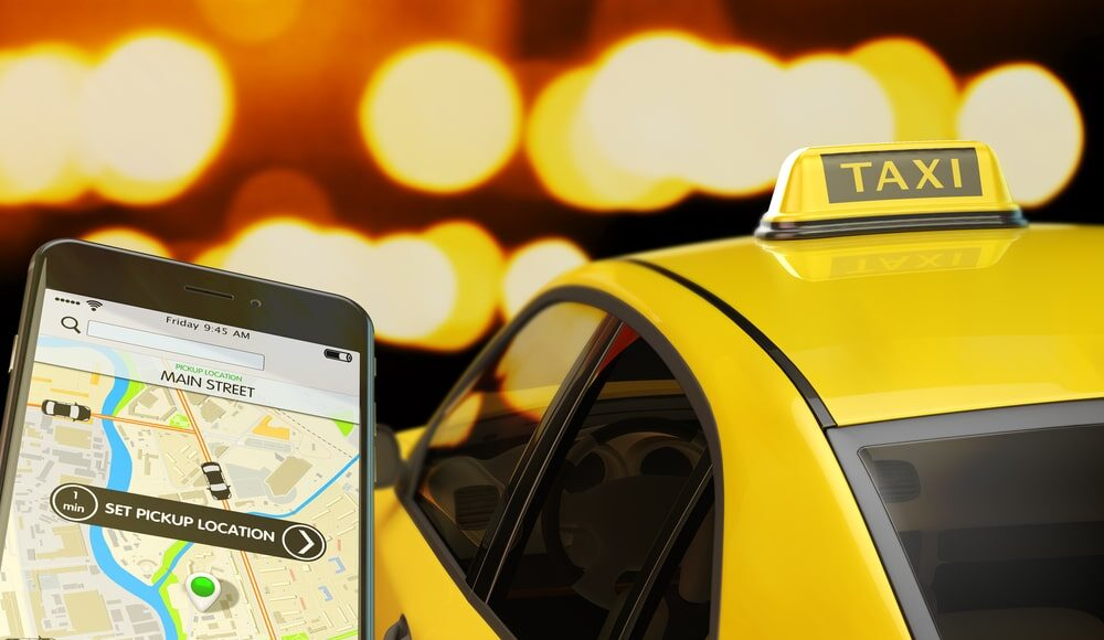 Understanding More About Taxi Booking Apps
