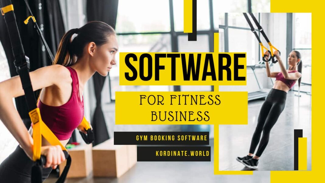 Software for Fitness Business