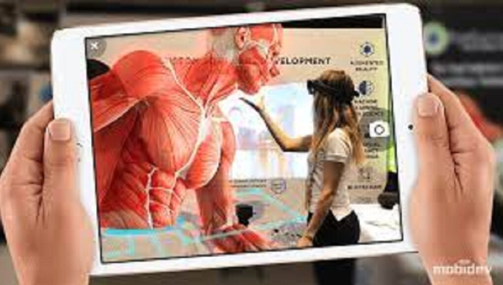 Augmented Reality: A tale of our world.