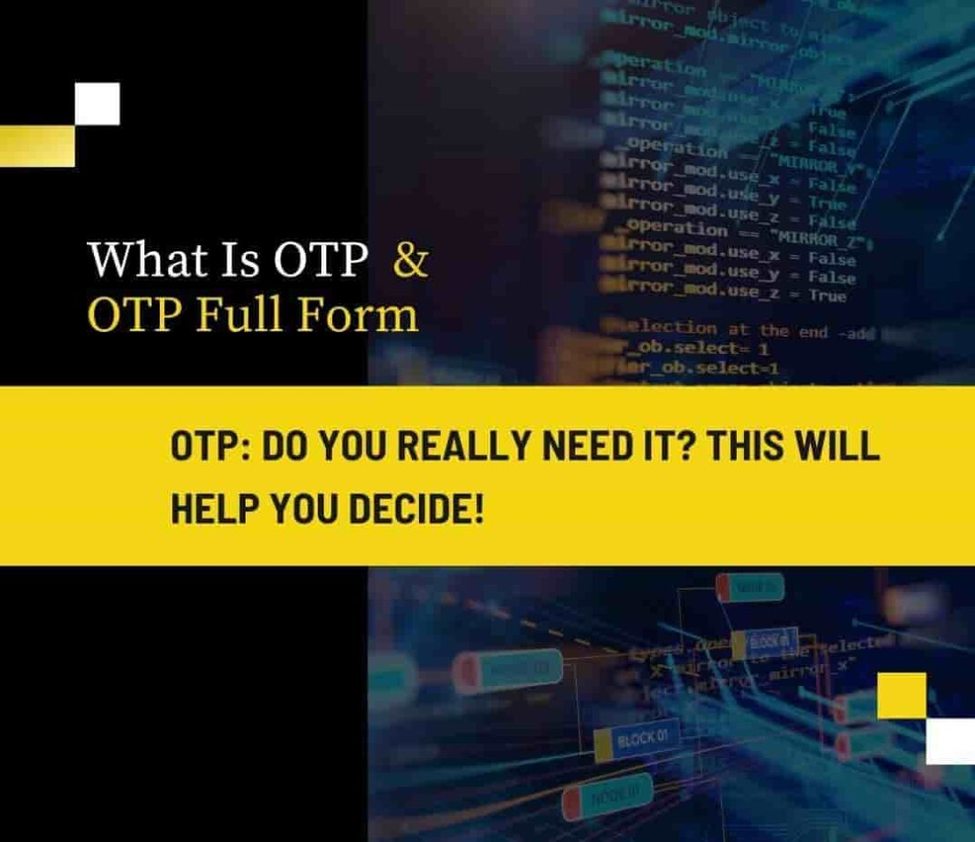otp-full-form-One Time Password